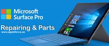 Microsoft Surface Pro 3, Pro 4, Surface book Repairing In Dubai