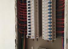 كهرباء سرسيون الحديثة تأسيس شقة ومحلات لاي استفسار اطلب رقم01550912236