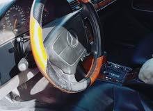 مارسيدس شبح 1995 لون اسود كذاب محرك بلاد كامل مواصفات