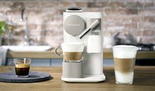 """ماكينة القهوة """"نسيبريسو لاتيسما ون الجديدة nespresso machine"""