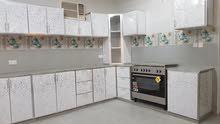 alluminium kitchen