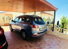 For sale Hyundai Santa Fe car in Amman