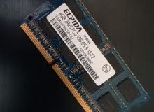 Available for sale Used RAM at a special price