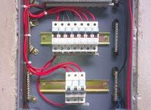 خدمات كهرباء منازل من البدايه الي التشطيب النهائي