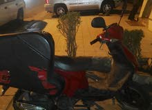 Hawally - Vespa motorbike made in 2015 for sale
