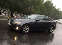km mileage Lexus IS for sale
