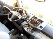 White Toyota RAV 4 2011 for sale
