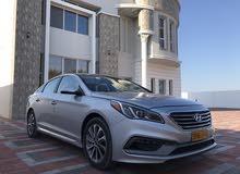 Gasoline Fuel/Power   Hyundai Sonata 2015