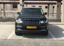 ( للبيع فقط ) رنج فوج HSE اسود ملكي 2014 وكالة عمان
