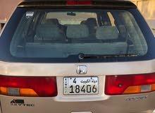 هوندا أوديسي 2002 تواير جديده بيمه سنة عداد مبين عندك في صورة