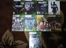 Xbox360 DVDS