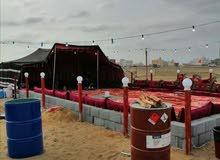 مخيم للايجار اليومي
