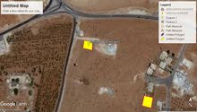 ارض للبيع شفا بدران مرج الفرس 750م سكن..ب.. بسعر 105ألاف