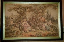 لوحات رسم ولوحة مطرزة