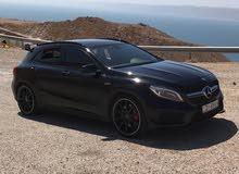 Mercedes Gla 45 Amg 2015