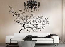 تخفيض هائل من المدي اللوني لاعمال الديكور و للرسم علي الجدار