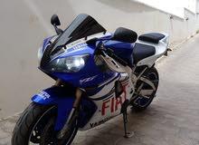 Yamaha motorbike made in 2001