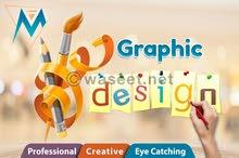 تصاميم إعلانات وترويج منتجات وخدمات