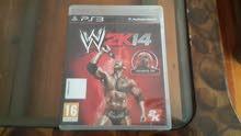 لعبة WWE 2K14 مستعملة