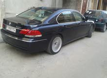 Used BMW 740 for sale in Tripoli