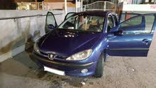 Manual Blue Peugeot 2005 for sale