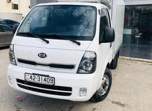 كيا K3000 ثلاجة وارد الشركة موديل 2014
