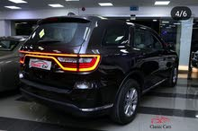 Dodge Durango 2017 For sale - Black color