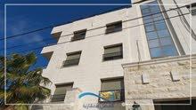 شقة طابق ثالث مفروشة للايجار على الدوار السابع مع بلكونة