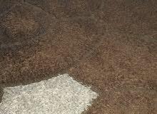 فرش ارضيه مكرونه 4في 5 مستعمله 200 قابل للنقاش