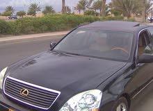 لكزس 430 LS موديل 2002 بحالة جيدة للبيع