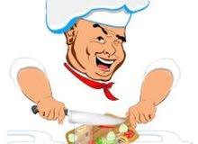مطلوب طباخين أكلات سعودية