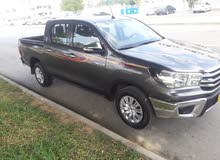 Grey Toyota Hilux 2016 for sale
