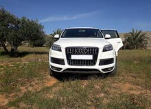 Available for sale! 50,000 - 59,999 km mileage Audi Q7 2011