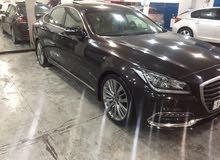 Hyundai Genesis 2017 For sale - Brown color