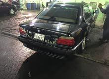 Black BMW 730 1996 for sale