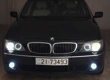 Black BMW 730 2008 for sale