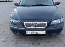 فولفو v70  (بيع او تبديل بسيارة عالية كمبيو تماتك اوعادي )