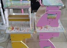 مكتب دراسة اطفال خشب