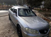 Used condition Nissan Sunny 2004 with +200,000 km mileage
