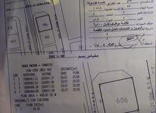 أرض سكنى تجارى للبيع صحلنوت الجنوبيه مفتوحه من ثلاث جهات مربع ز رقم 606
