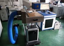 ماكينه ليزر CO2 laser marking machine
