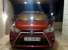 For sale 2015 Maroon Yaris