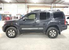Gasoline Fuel/Power   Nissan Xterra 2012