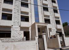شقة فاخرة وجديده  لم تسكن بعد في  جبل الحسين اطلاله على العبدلي  للبيع bbb