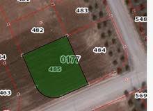 ارض مميزه للبيع على شارعين حوض المسرب الشمالي 959 متر