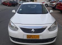 Automatic Renault Fluence 2013 model