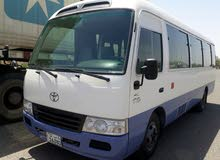 +200,000 km Toyota Coaster 2014 for sale