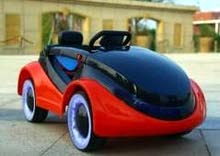عربة اطفال كهربائية -التحكم من البعد عبر ريموت كنترول   - محرك مزدوج  -موسيقي مت