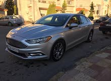 Used condition Ford Fusion 2017 with 50,000 - 59,999 km mileage