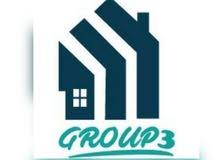 شركة group3للعمارة والديكور